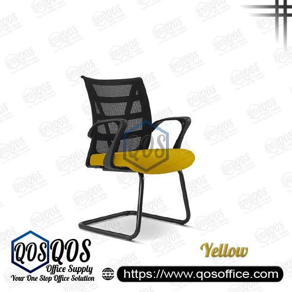 Office Chair Ergonomic Mesh Chair QOS-CH2677S Yellow