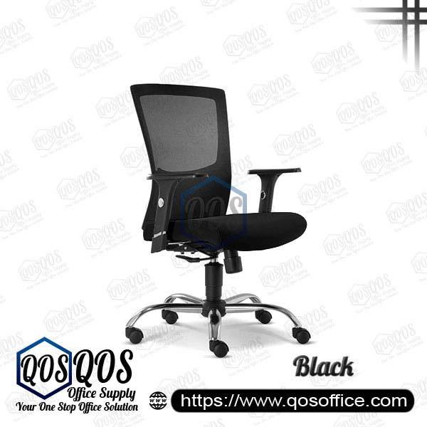 Office Chair Ergonomic Mesh Chair QOS-CH2682H Black