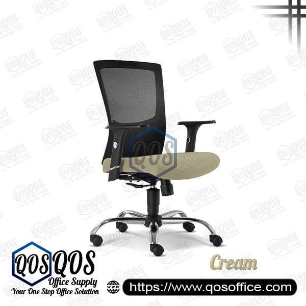 Office Chair Ergonomic Mesh Chair QOS-CH2682H Cream