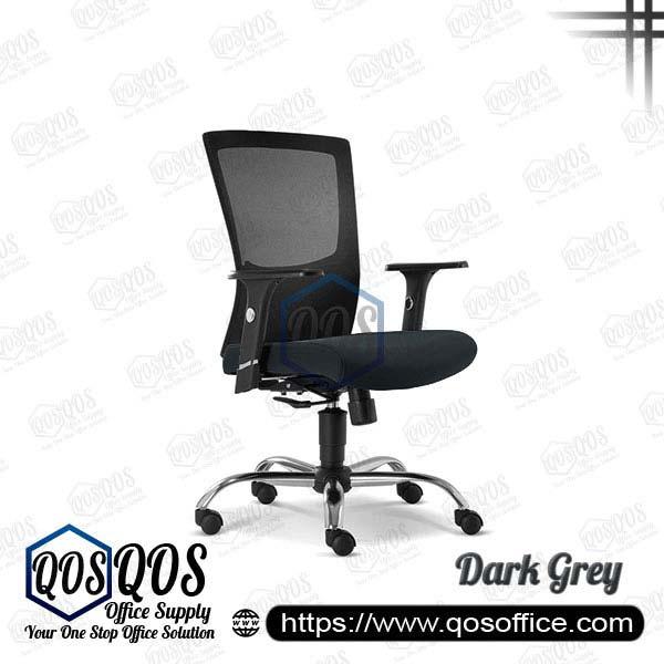 Office Chair Ergonomic Mesh Chair QOS-CH2682H Dark Grey