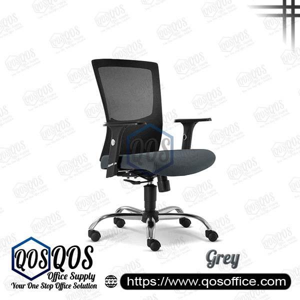 Office Chair Ergonomic Mesh Chair QOS-CH2682H Grey