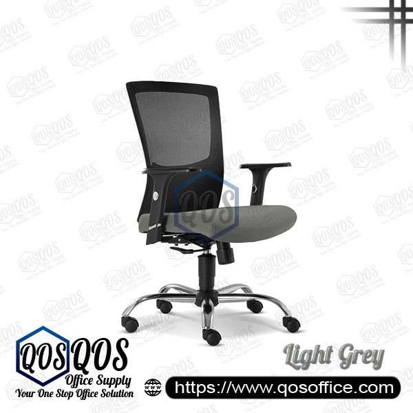 Office Chair Ergonomic Mesh Chair QOS-CH2682H Light Grey