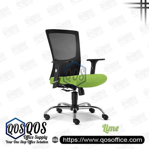 Office Chair Ergonomic Mesh Chair QOS-CH2682H Lime