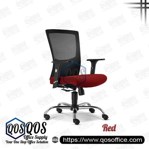 Office Chair Ergonomic Mesh Chair QOS-CH2682H Red