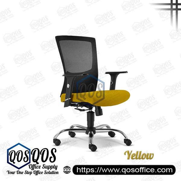 Office Chair Ergonomic Mesh Chair QOS-CH2682H Yellow