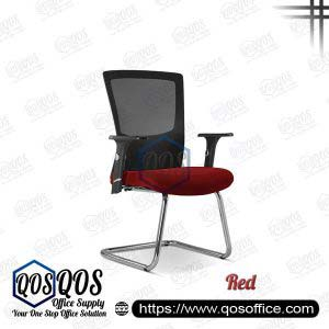 Office Chair Ergonomic Mesh Chair QOS-CH2683S Red