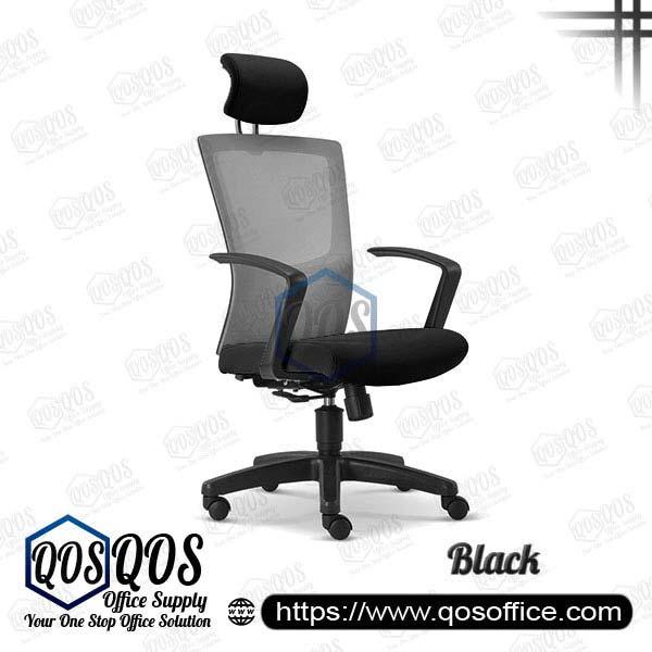 Office Chair Ergonomic Mesh Chair QOS-CH2685H Black