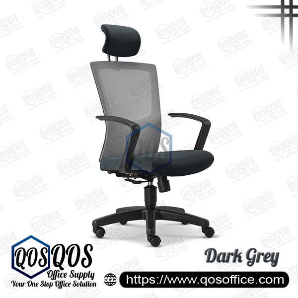 Office Chair Ergonomic Mesh Chair QOS-CH2685H Dark Grey