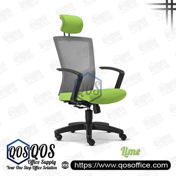 Office Chair Ergonomic Mesh Chair QOS-CH2685H Lime