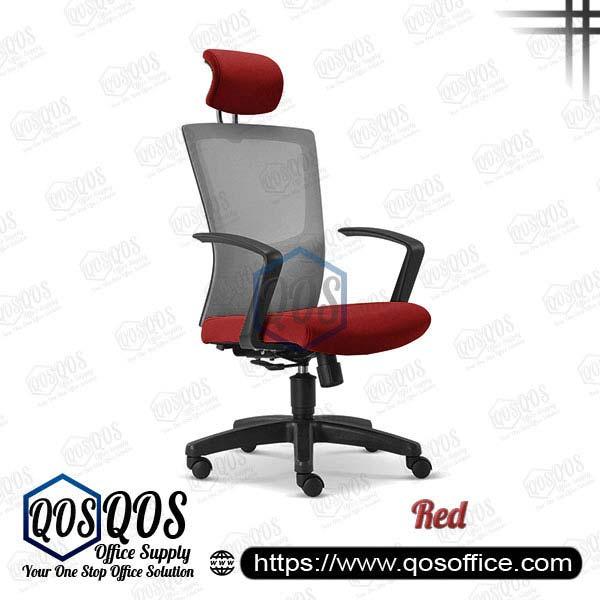 Office Chair Ergonomic Mesh Chair QOS-CH2685H Red