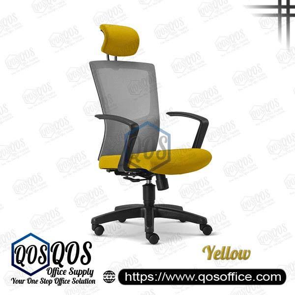Office Chair Ergonomic Mesh Chair QOS-CH2685H Yellow