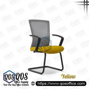 Office Chair Ergonomic Mesh Chair QOS-CH2687S Yellow