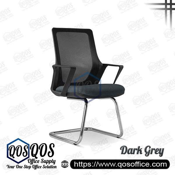 Office Chair Ergonomic Mesh Chair QOS-CH2695S Dark Grey