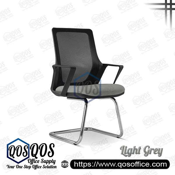 Office Chair Ergonomic Mesh Chair QOS-CH2695S Light Grey