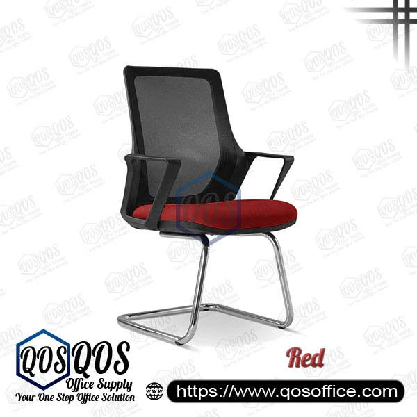 Office Chair Ergonomic Mesh Chair QOS-CH2695S Red