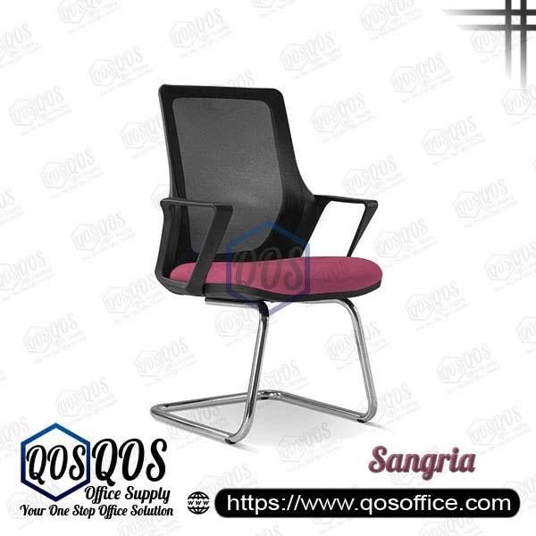 Office Chair Ergonomic Mesh Chair QOS-CH2695S Sangria