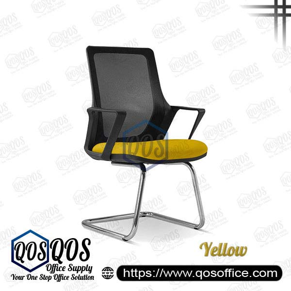 Office Chair Ergonomic Mesh Chair QOS-CH2695S Yellow
