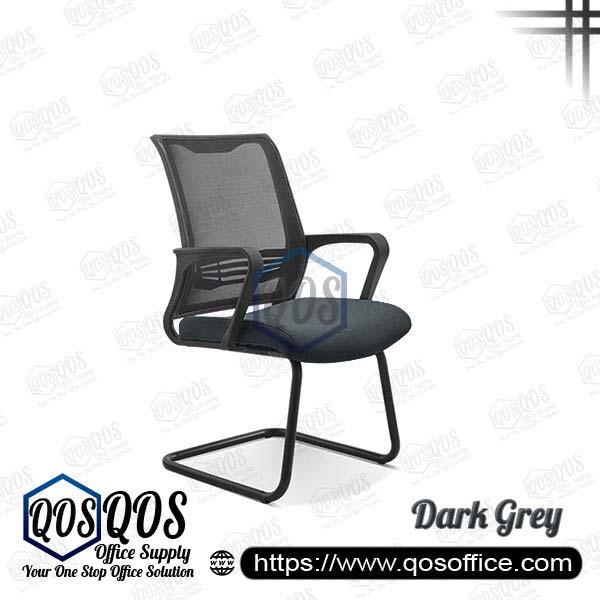 Office Chair Ergonomic Mesh Chair QOS-CH2723S Dark Grey