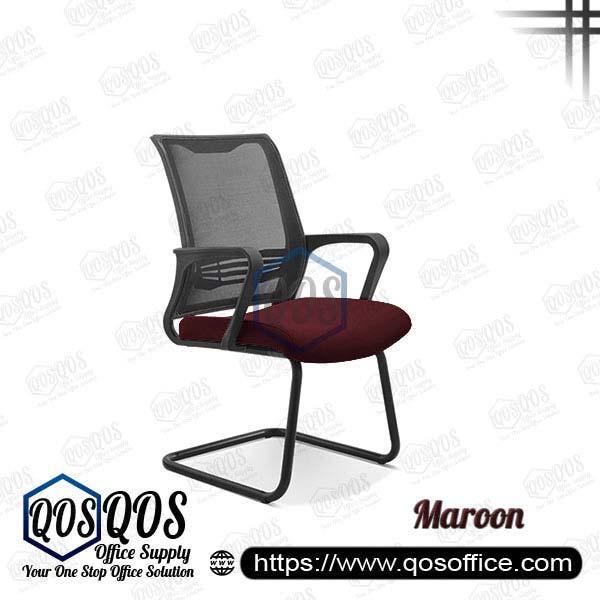 Office Chair Ergonomic Mesh Chair QOS-CH2723S Maroon