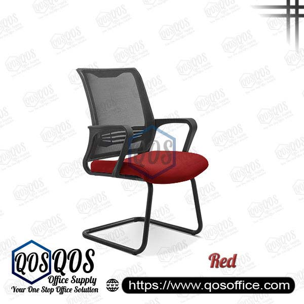 Office Chair Ergonomic Mesh Chair QOS-CH2723S Red