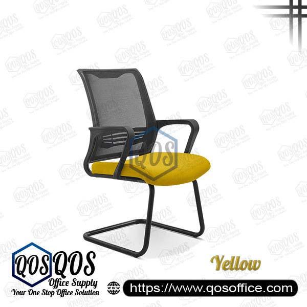 Office Chair Ergonomic Mesh Chair QOS-CH2723S Yellow