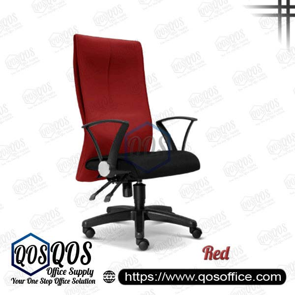 Office Chair Executive Chair QOS-CH120H Red
