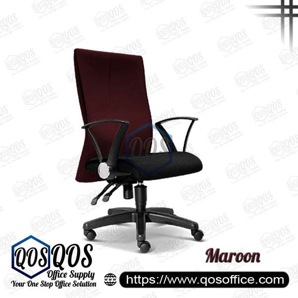 Office Chair Executive Chair QOS-CH121H Maroon