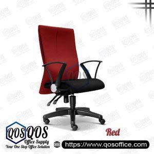 Office Chair Executive Chair QOS-CH121H Red
