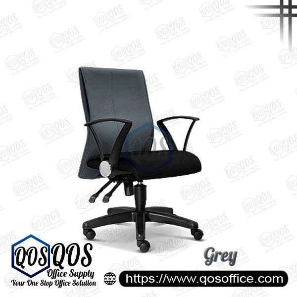 Office Chair Executive Chair QOS-CH122H Grey