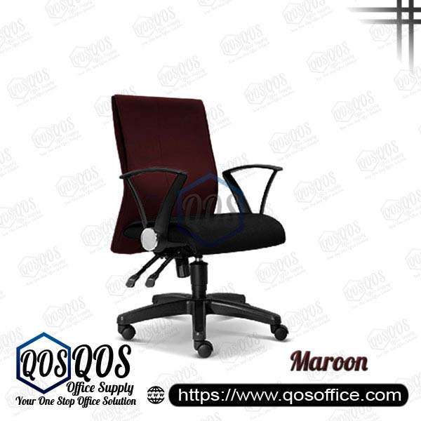 Office Chair Executive Chair QOS-CH122H Maroon