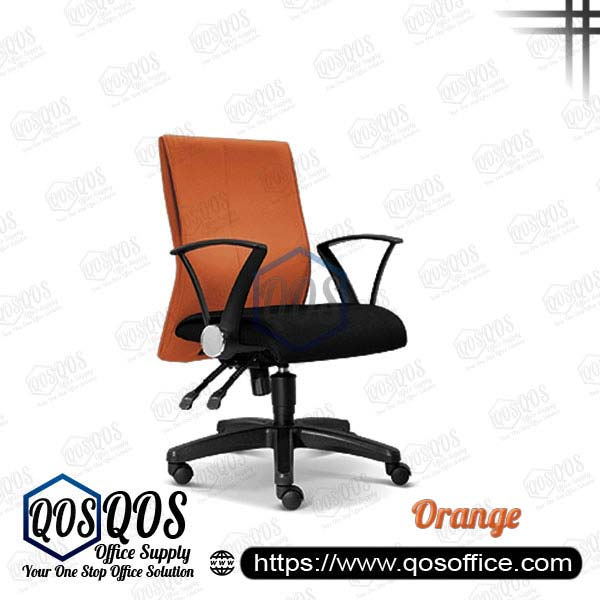 Office Chair Executive Chair QOS-CH122H Orange