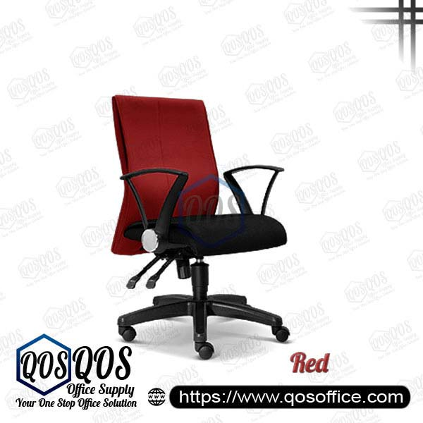 Office Chair Executive Chair QOS-CH122H Red
