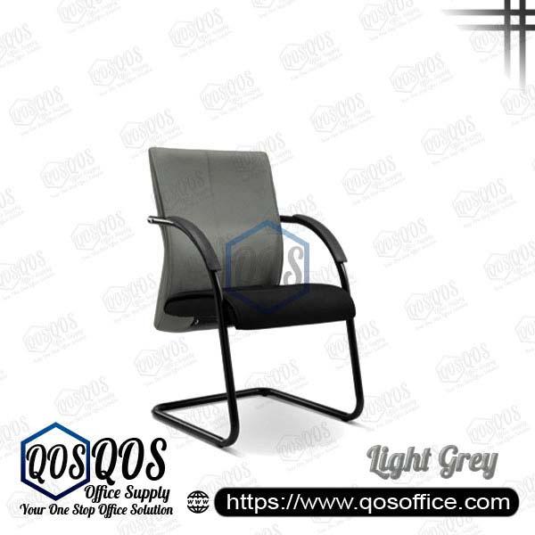 Office Chair Executive Chair QOS-CH124S Light Grey