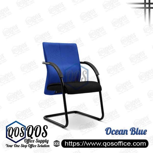 Office Chair Executive Chair QOS-CH124S Ocean Blue