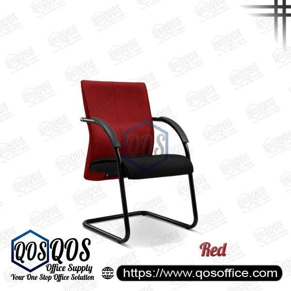 Office Chair Executive Chair QOS-CH124S Red