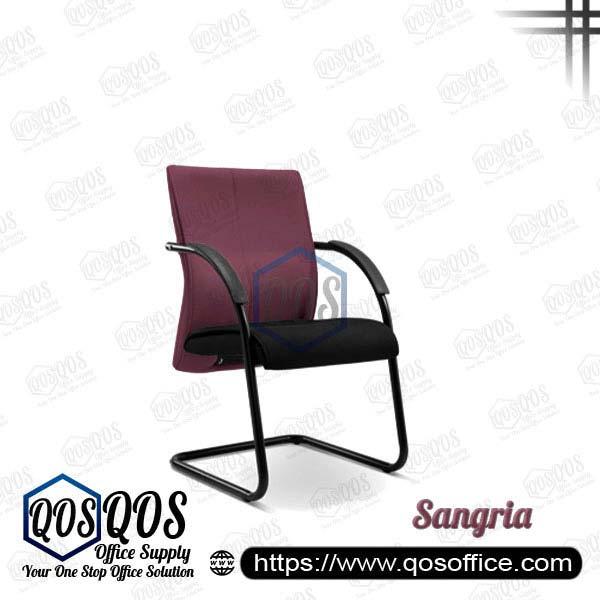 Office Chair Executive Chair QOS-CH124S Sangria