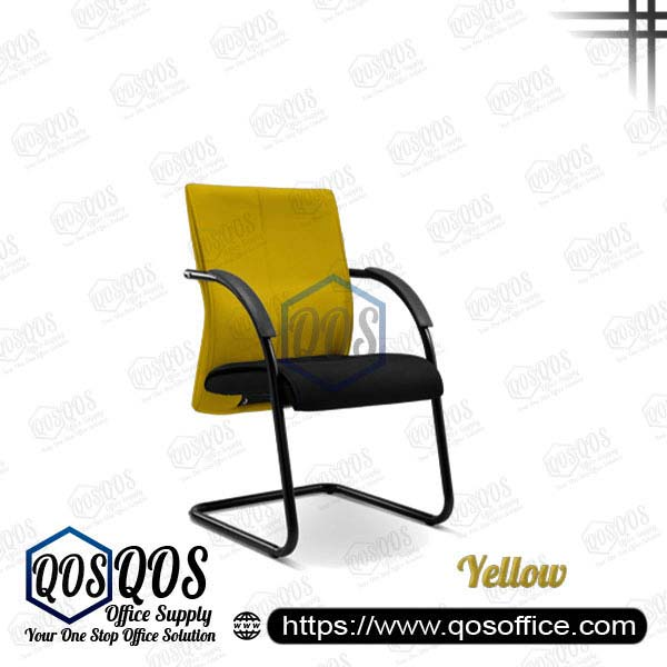 Office Chair Executive Chair QOS-CH124S Yellow