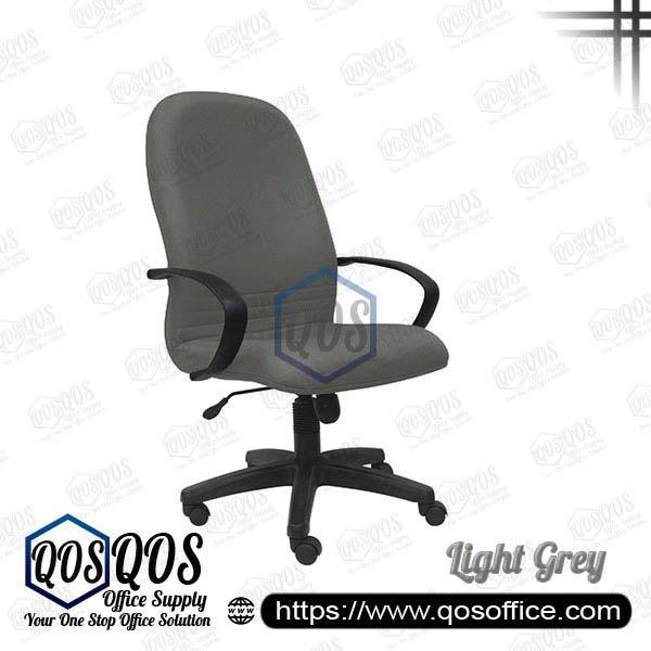 Office Chair Executive Chair QOS-CH140H Light Grey