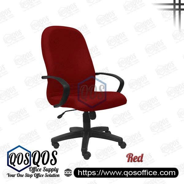 Office Chair Executive Chair QOS-CH140H Red