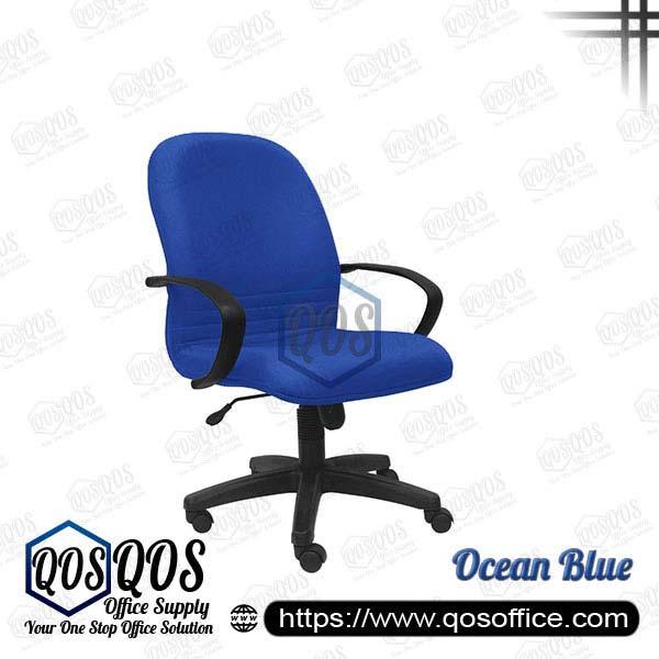 Office Chair Executive Chair QOS-CH141H Ocean Blue