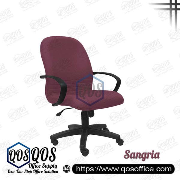 Office Chair Executive Chair QOS-CH141H Sangria
