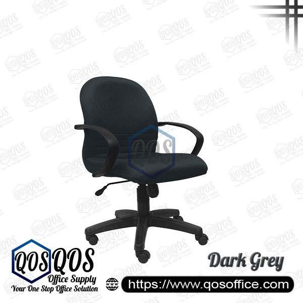 Office Chair Executive Chair QOS-CH142H Dark Grey