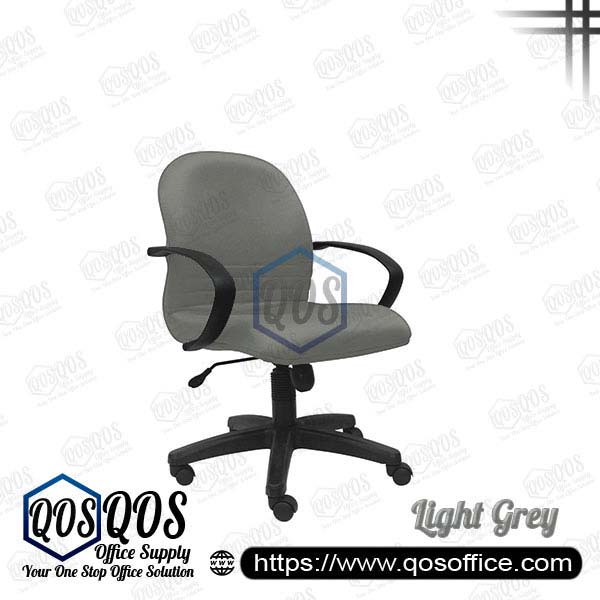 Office Chair Executive Chair QOS-CH142H Light Grey