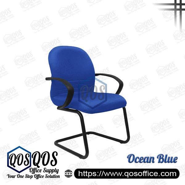 Office Chair Executive Chair QOS-CH143S Ocean Blue