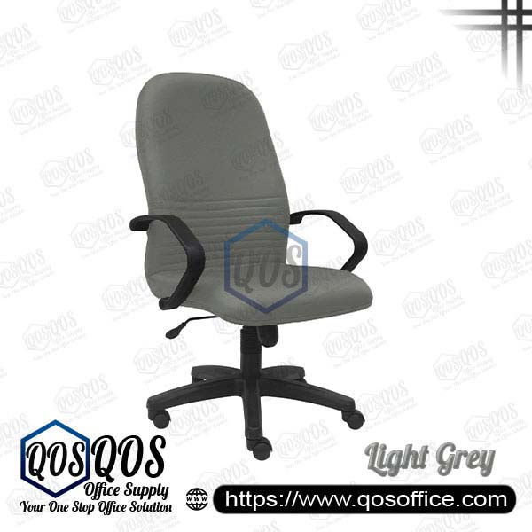 Office Chair Executive Chair QOS-CH150H Light Grey