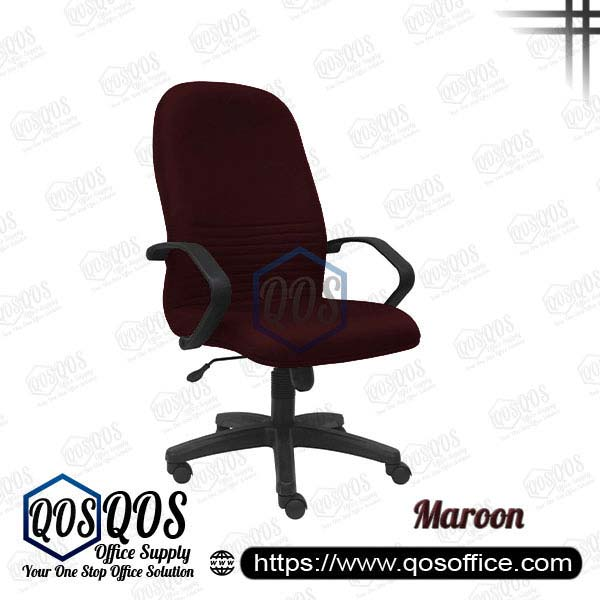 Office Chair Executive Chair QOS-CH150H Maroon
