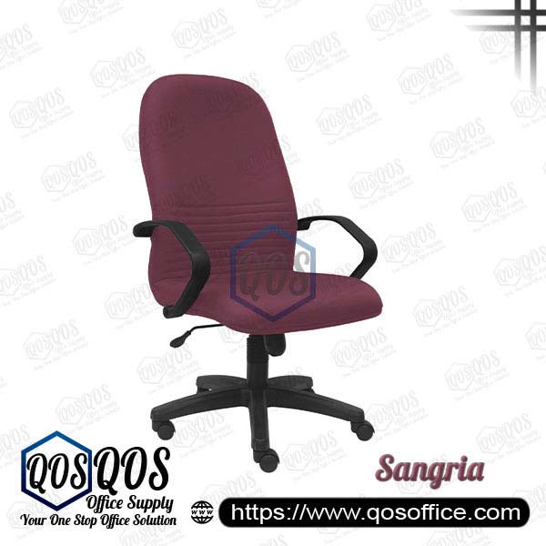 Office Chair Executive Chair QOS-CH150H Sangria