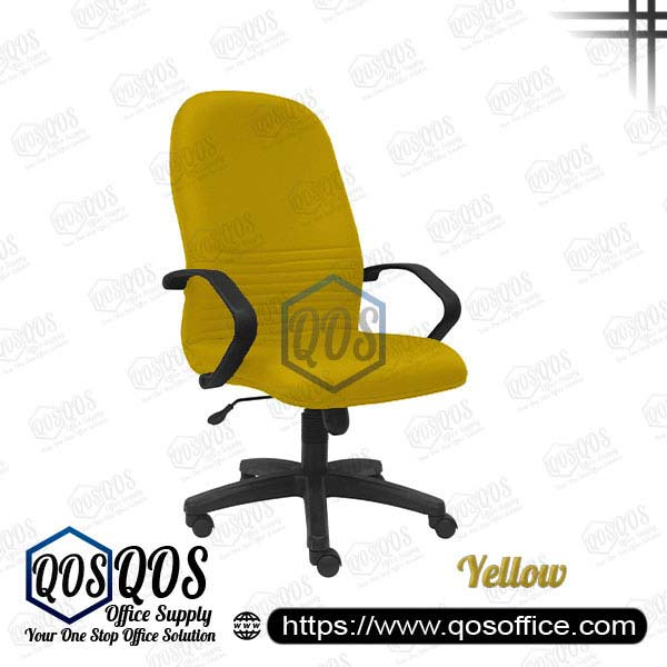 Office Chair Executive Chair QOS-CH150H Yellow