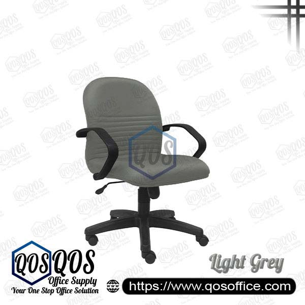 Office Chair Executive Chair QOS-CH152H Light Grey