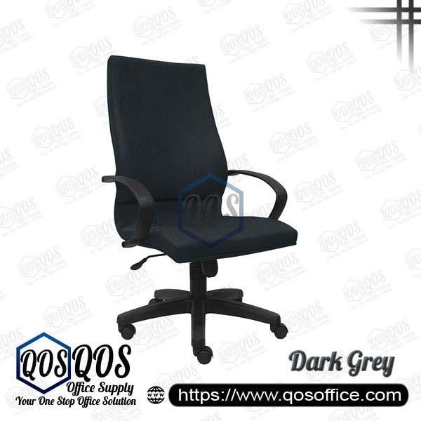 Office Chair Executive Chair QOS-CH160H Dark Grey